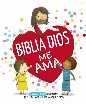 Biblia Dios Me Ama (Acolchado )