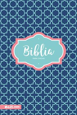 Biblia Para Chicas NBV (Rustica)