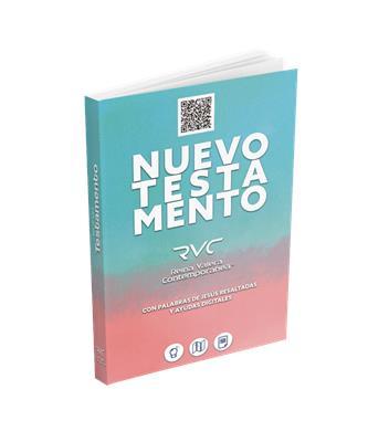 Nuevo Testamento-RVC-Con Ayudas Digitales (Rustica)