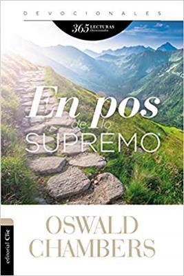 En Pos De Lo Supremo (Rustica)