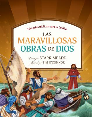 Las Maravillosas Obras De Dios (Tapa Dura )