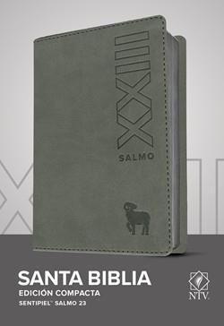 Biblia NTV Compacta Gris (Flexible Color Gris) [Bíblia]