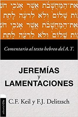 Comentario Al Texto Hebreo Del AT-Jeremias y Lamentaciones (Rustica)