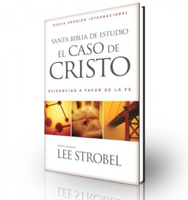 Biblia de estudio el caso de Cristo (Tapa Dura)