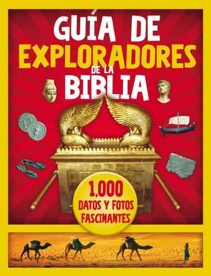 Guia De Exploradores De La Biblia (Tapa Dura )