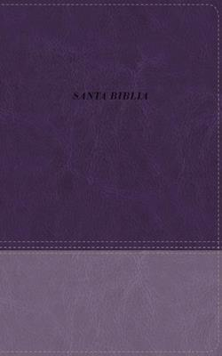 Biblia De Las Americas Piel Italiana Lavanda (Imitacion Piel )