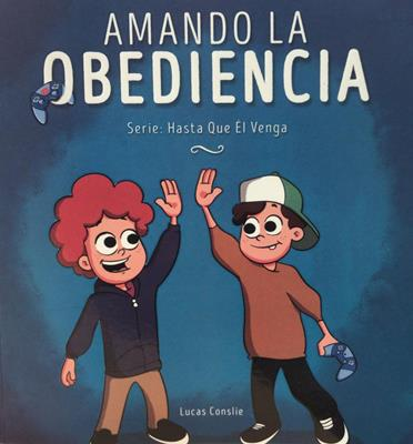 Amando La Obediencia (Rustica)