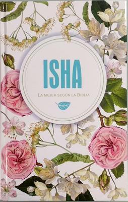 Biblia TLA 063P ISHA Rosas Colores (Tapa Dura  Flores Rosas Colores) [Bíblia]