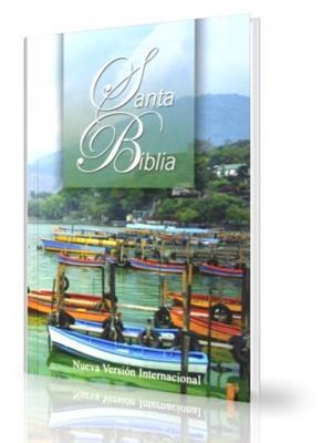 Biblia NVI misionera (Rústica)