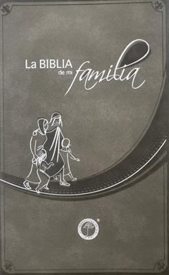 Biblia-TLA-65P-Mi Familia Gris (Imitacion Piel )