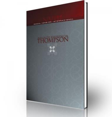 Biblia de referencia Thompson NVI, Tapa Dura (Tapa Dura)