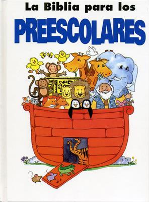 Biblia para los Preescolares (Tapa dura) [Biblia]