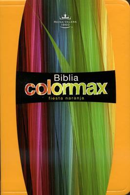 Biblia Colormax Fiesta (Sintética) [Biblia]