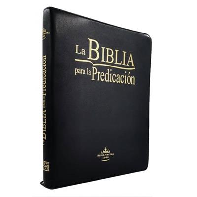 Biblia De  La Predicación/RVR086LGEEZTI (Imitación piel) [Biblia]