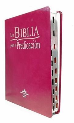 Biblia De La Predicacion/RVR086LGEETI (Imitación Piel ) [Bíblia]