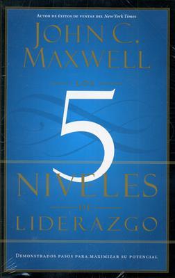 Los 5 niveles del liderazgo (Rústica) [Libro]