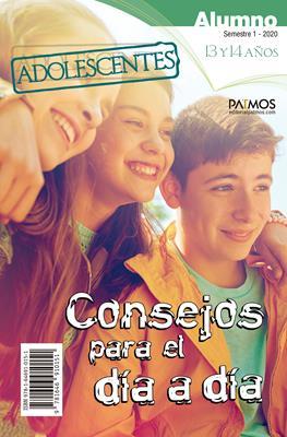 Escuela Dominical/Adolescentes Alumno/13-14 Años/01-2020 (Rústica)