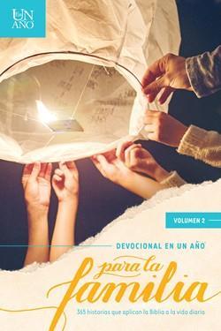 Devocional En Un Año Para La Familia/Volumen 02 (Rustica)