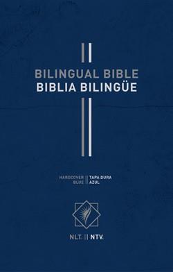 Biblia Bilingue NLT-NTV (Imitación Piel ) [Biblia]