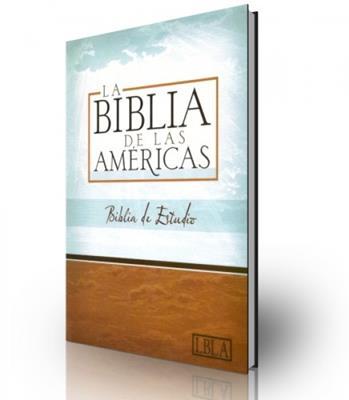La biblia de las américas (Piel Fabricada)