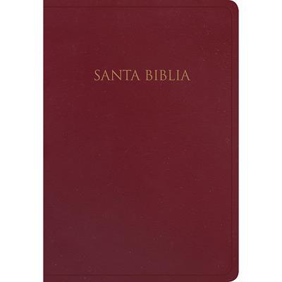 Biblia RVR60 Regalos Y Premios/Borgoña/Imitacion Piel (Flexible Imitación Piel Rojo Borgoña) [Bíblia]