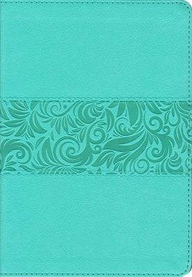 Biblia RVR60/Regalos Y Premios/Azul Turquesa/Simil Piel (Flexible Símil Piel azul turquesa) [Bíblia]