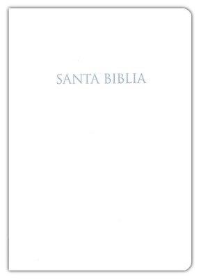 Biblia NVI Regalos Y Premios/Blanco/Imitacion Piel (Flexible Imitación Piel Blanco) [Bíblia]