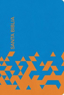 Biblia RVR60 Regalos Y Premios/Azul Oceano-Papaya/Simil Piel (Flexible Simil Piel Azul-Papaya) [Bíblia]