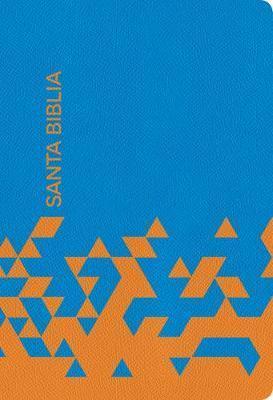 Biblia RVR60 Regalos Y Premios/Azul Oceano-Papaya/Simil Piel (Flexible Imitacion Piel Azul Oceano-Papaya) [Bíblia]