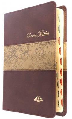 Biblia 1909 VR55TI (Imitación Piel con Indice) [Biblia]