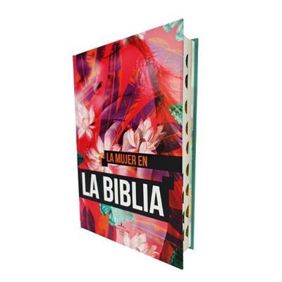 Biblia/RVR063CTI/Mujer Colores (Tapa Dura Colores) [Biblia de Estudio]