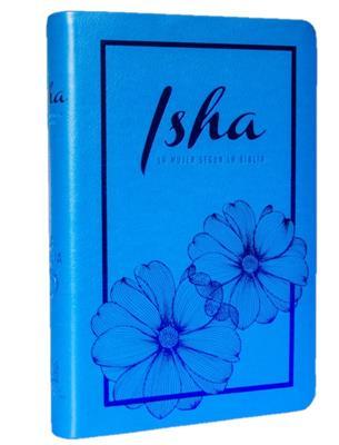 Biblia/TLA65P/Isha Azul (Imitación Piel )
