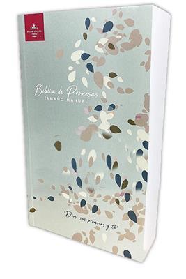 Biblia De Promesa RVR60 Tamaño Manual Rustica (Rustica a color) [Bíblia]