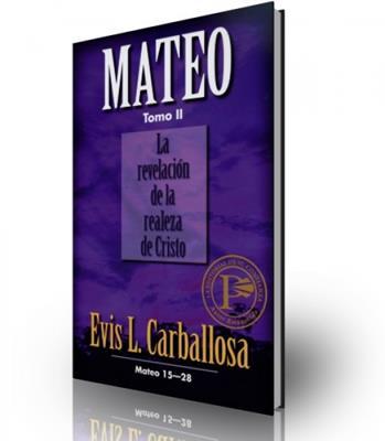 Mateo, la revelación de la realeza de Cristo (Rústica) [Bluray]