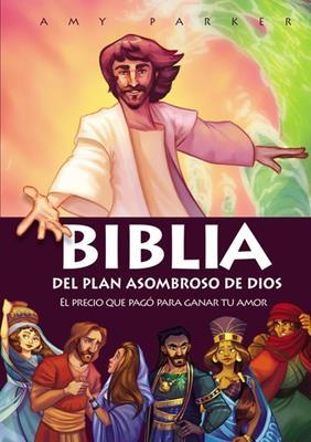 Biblia Del Plan Asombroso De Dios [Bíblia]