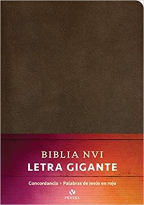 Biblia NVI/Letra Grande (imitacion piel) [Biblia]