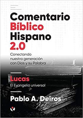 Comentario Biblico Hispano 2.0 (tapa dura) [Comentario]
