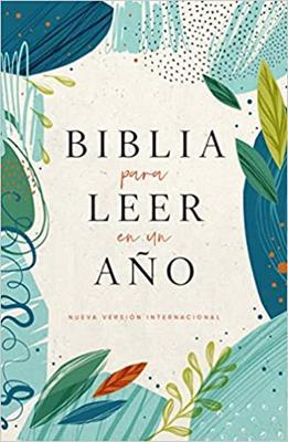 Biblia NVI Para Leer En Un Año (rustica) [Libro]