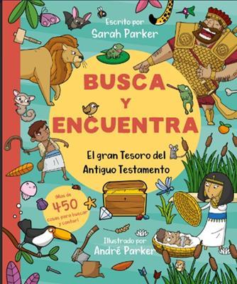 Busca Y Encuentra [Libro de Niños]