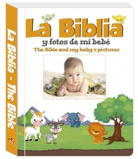 Biblia Y Fotos De Mi Bebe