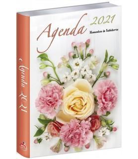 Agenda 2021 Bouquet (rustica) [Agenda]