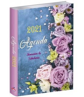 Agenda 2021 Rosas (rustica) [Agenda]