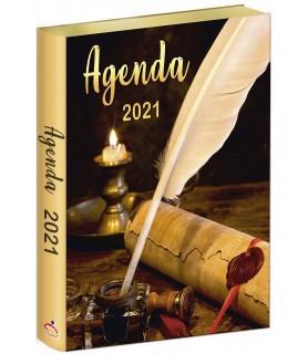 Agenda 2021 Tintero (rustica) [Agenda]
