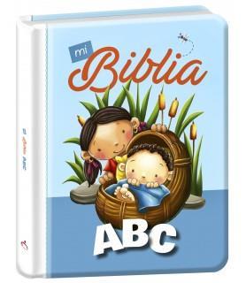 Mi Biblia ABC (tapa acolchada) [Libro]
