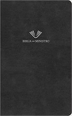 Biblia Del Ministro RVR60 (piel fabricada) [Biblia]
