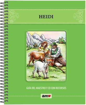 Heidi (Rústica) [Cartilla]