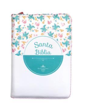 Biblia/RVR/045cZLM PJR/Blanco Flores/Canto Verde [Bíblia]
