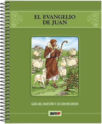 Evangelio De Juan (Rústica) [Cartilla]