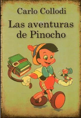 Las Aventuras De Pinocho (Rústica) [Libro]