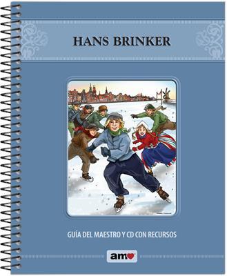 Hans Brinker (Rústica) [Cartilla]